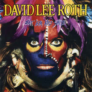 Art for GOING CRAZY by DAVID LEE ROTH