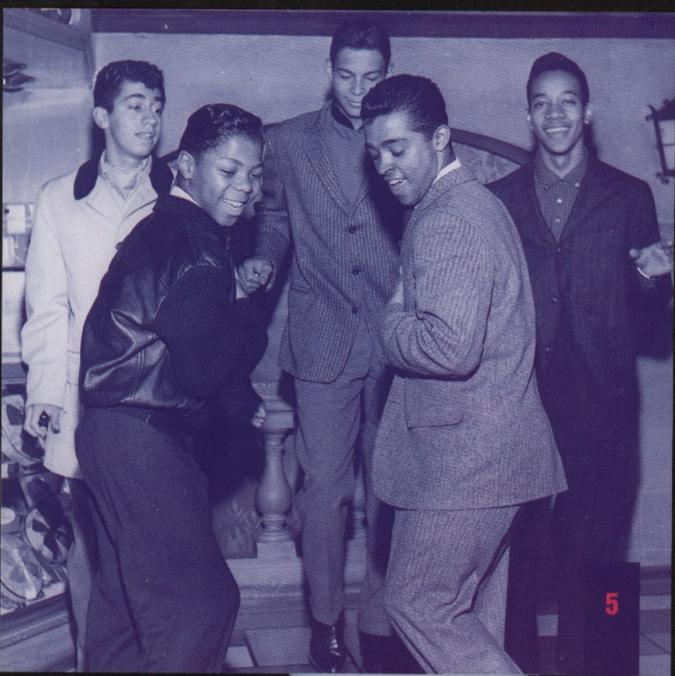 Art for A Kiss From Your Lips by Teenagers [Frankie Lymon &]