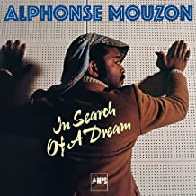 Art for Electric Moon (1978) by Alphonse Mouzon