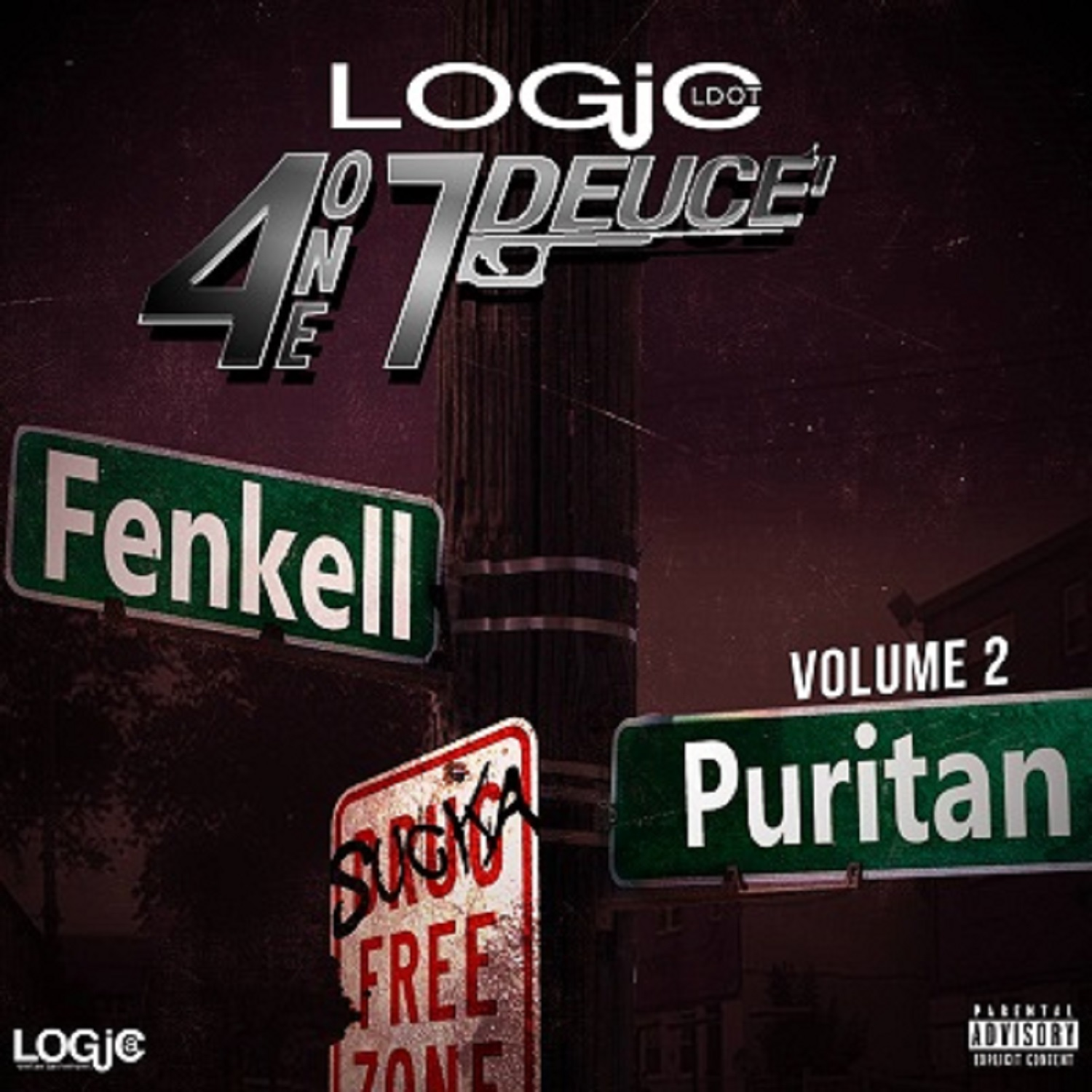 Art for Like the Playoffs [Explicit] by 4172 feat. Rich Rhoades, Vess Corleon, LOGIC LDOT