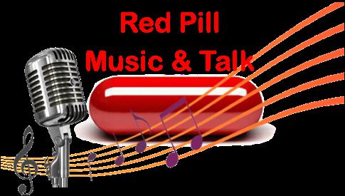 Red Pill Music & Talk logo