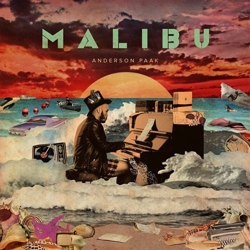 Art for Parking Lot by Anderson Paak