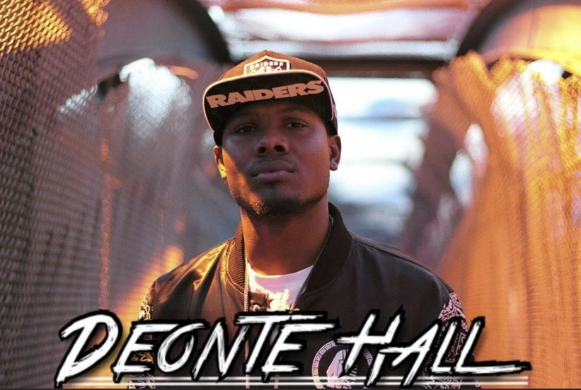 Art for God Over Money by Deonte Hall