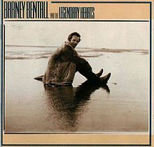 Art for Something To Live For by Barney Bentall & The Legendary Hearts