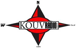 KOUV Radio logo