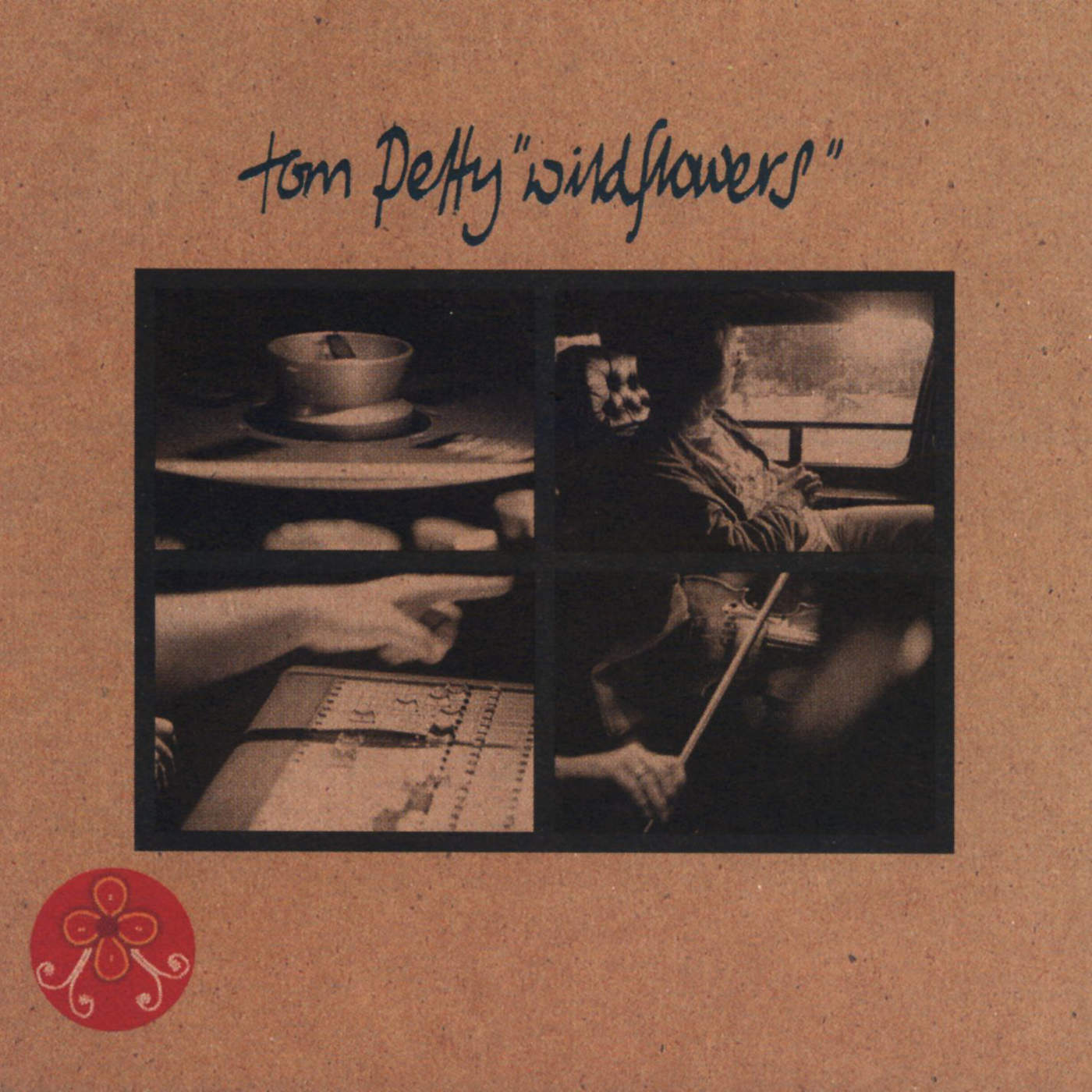 Art for Wildflowers by Tom Petty