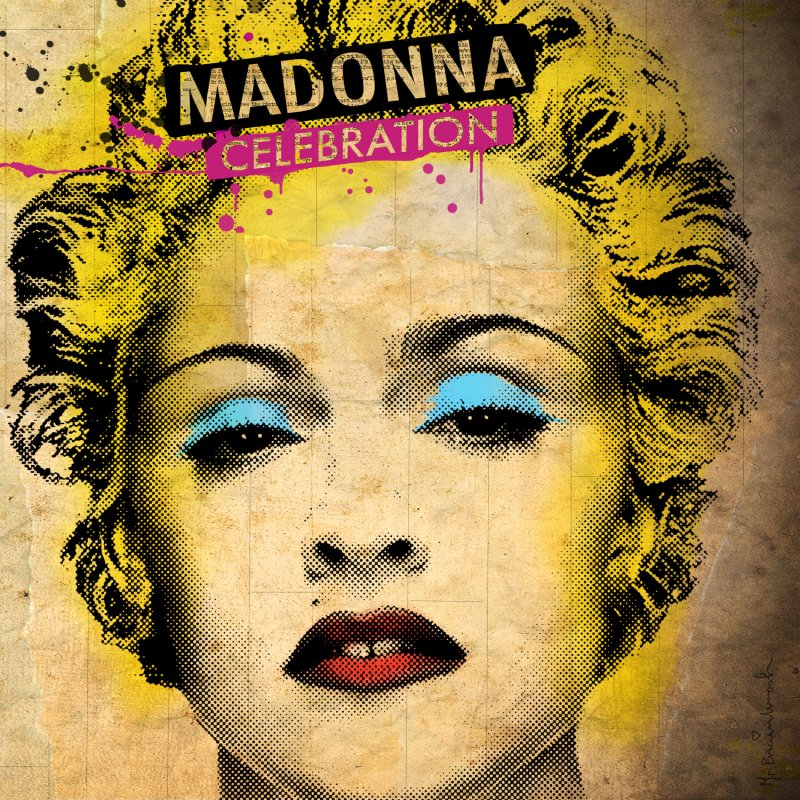 Art for Open Your Heart by Madonna