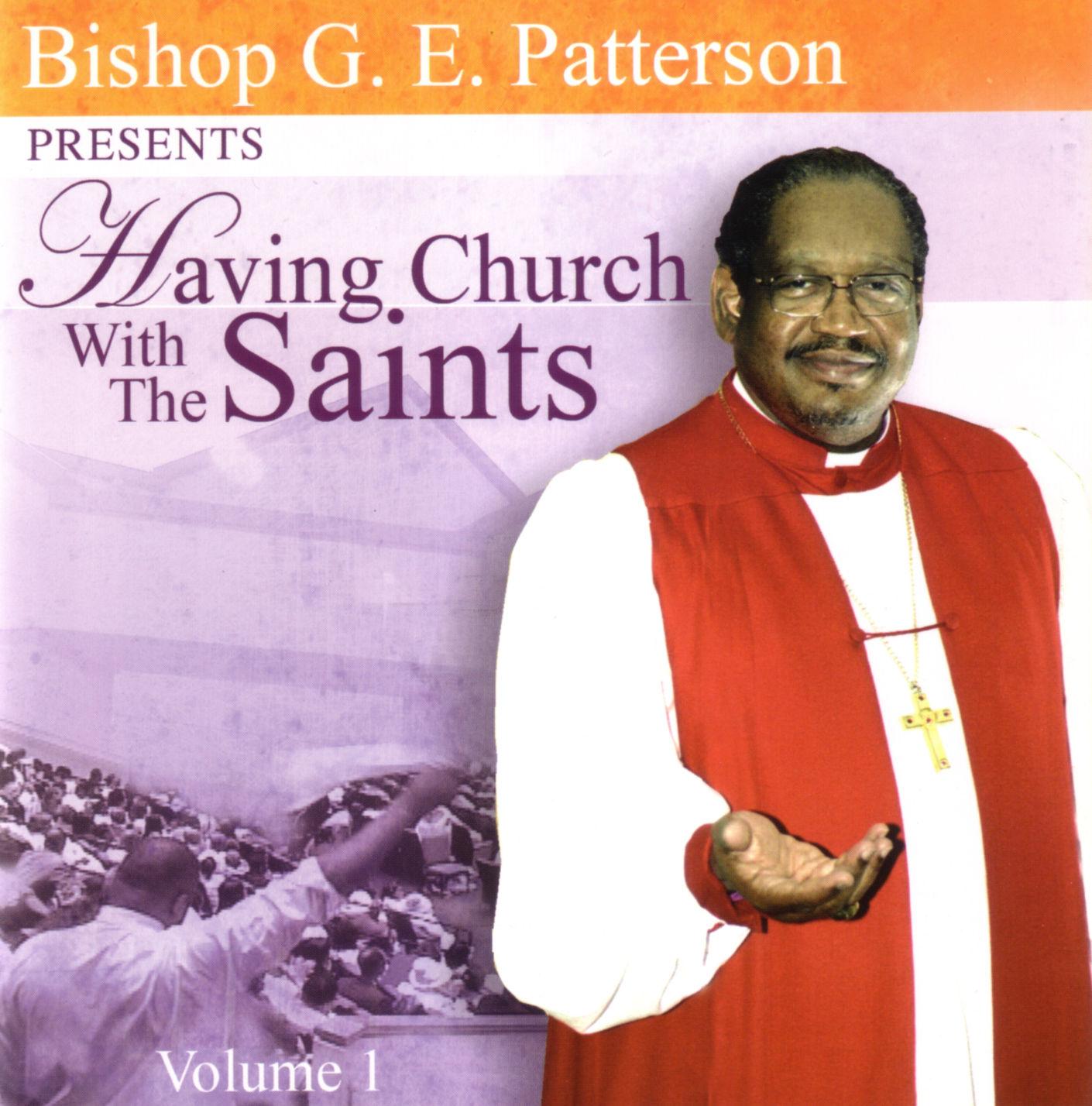 Art for Take Me Back by Bishop G.E. Patterson