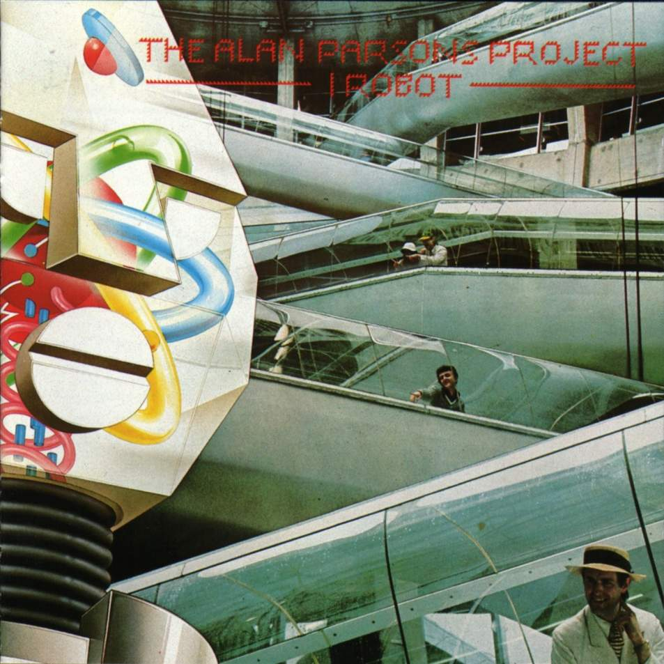 Art for I Robot by Alan Parsons Project