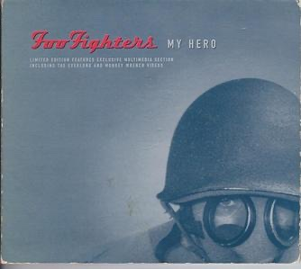 Art for My Hero by Foo Fighters