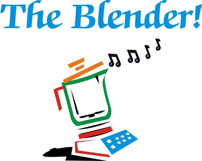 The Blender logo
