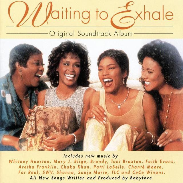 Art for Sittin' Up In My Room (from Waiting to Exhale - Original Soundtrack) by Brandy