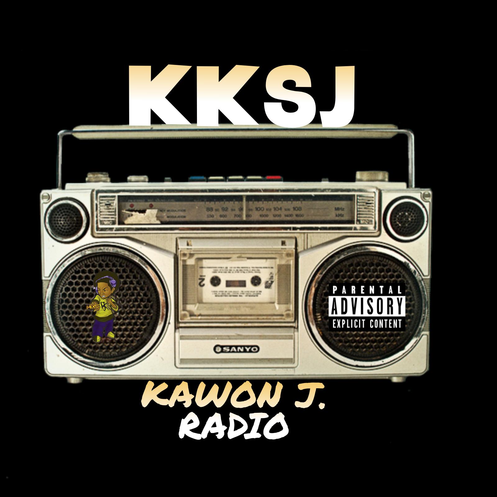 KKSJ-DB (Kawon J. Radio) logo