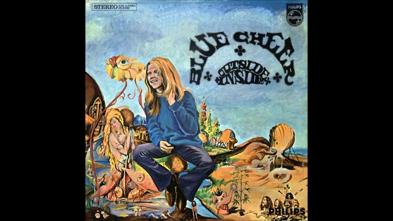 Art for (I Can't Get No) Satisfaction by Blue Cheer