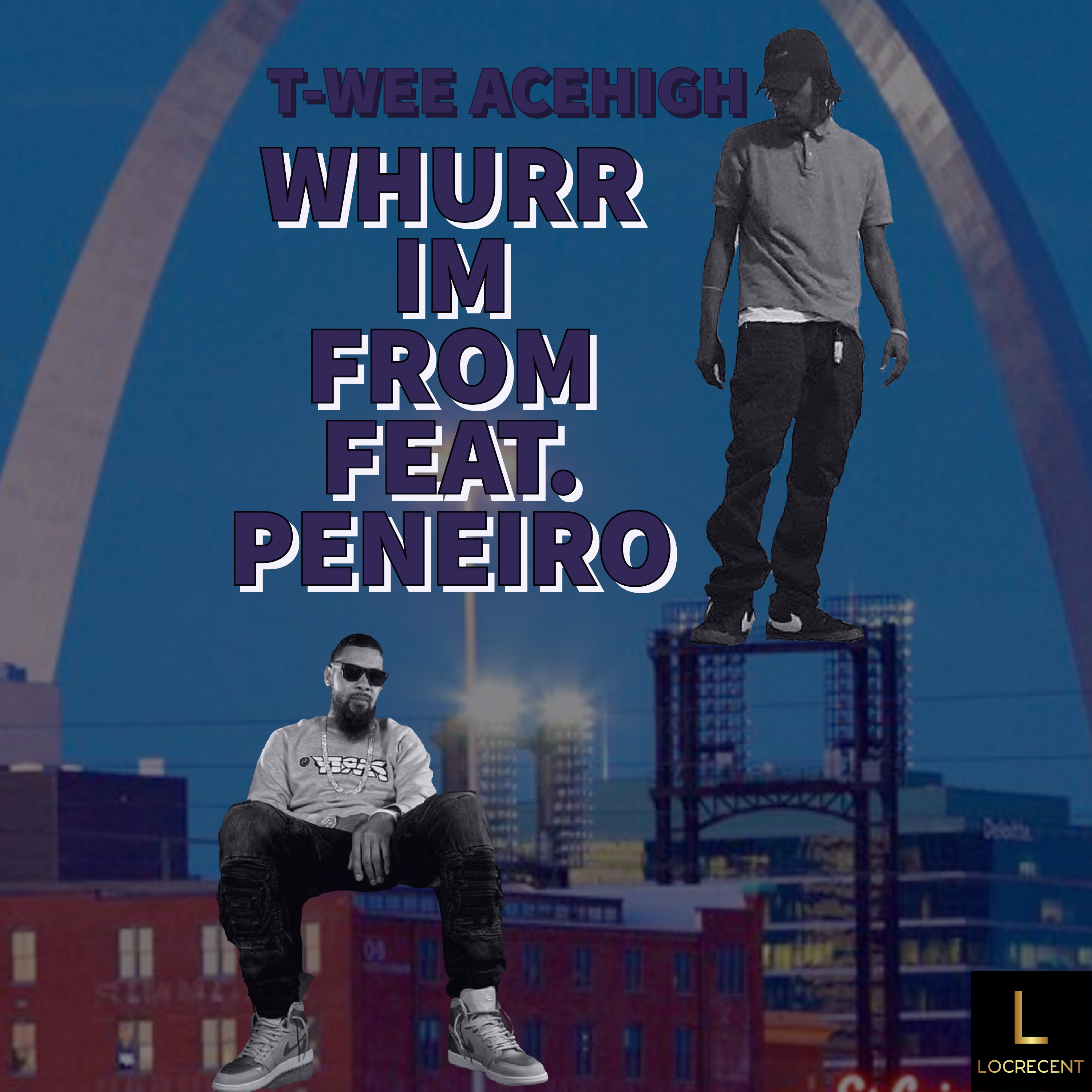 Art for Whurr Im From feat. Peneiro by T-wee Acehigh