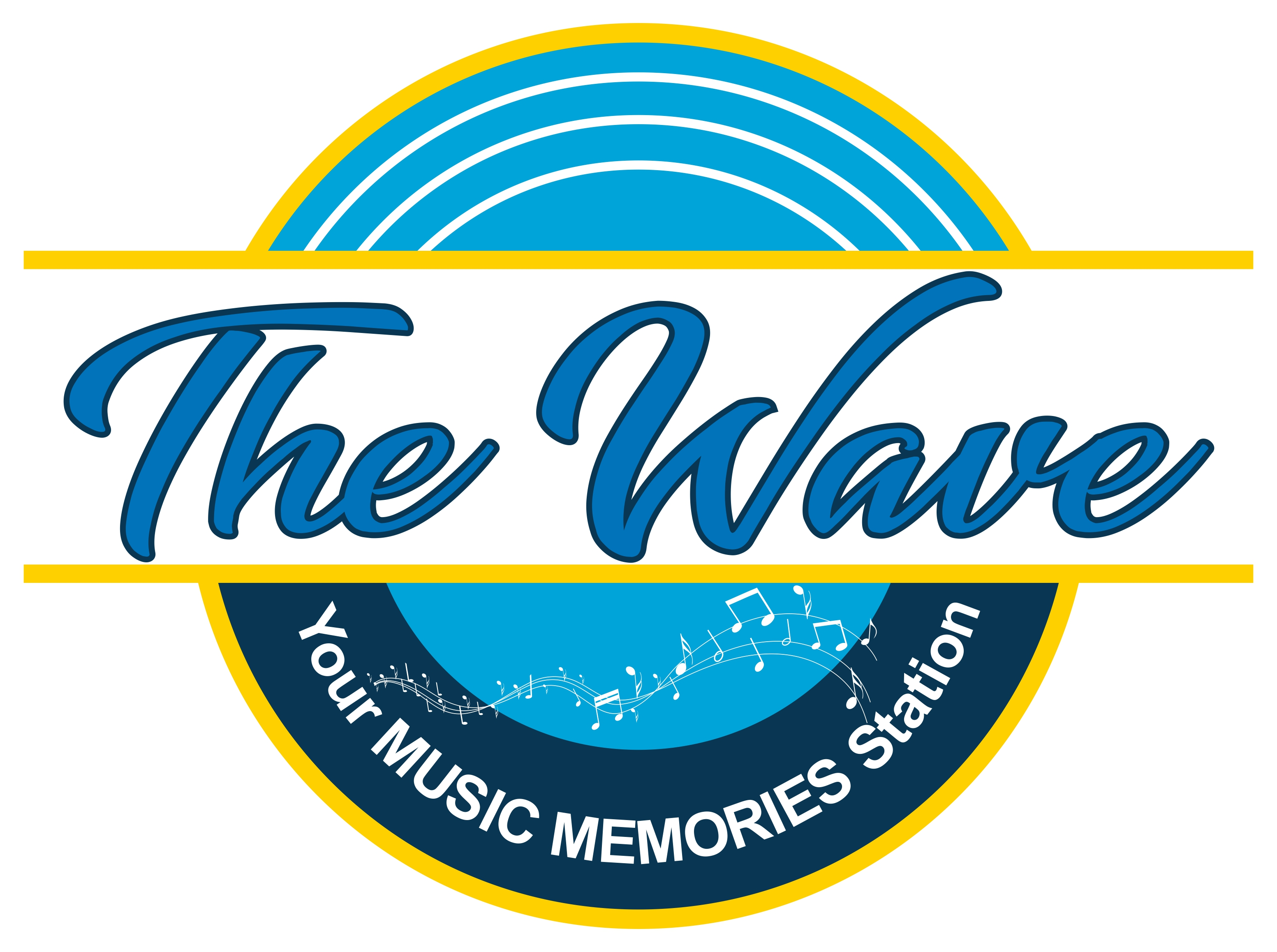 THE WAVE - Your Music Memories Station logo