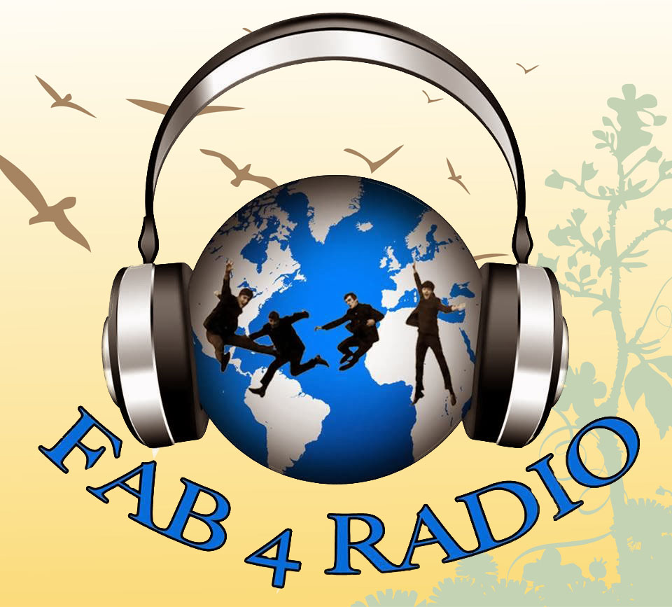 FAB4RADIO.COM logo