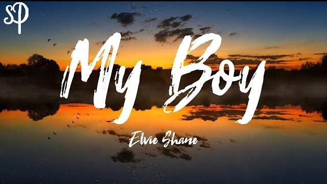 Art for My Boy  by Elvie Shane