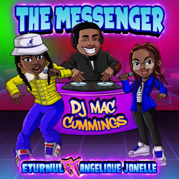 Art for The Messenger by Eturnul