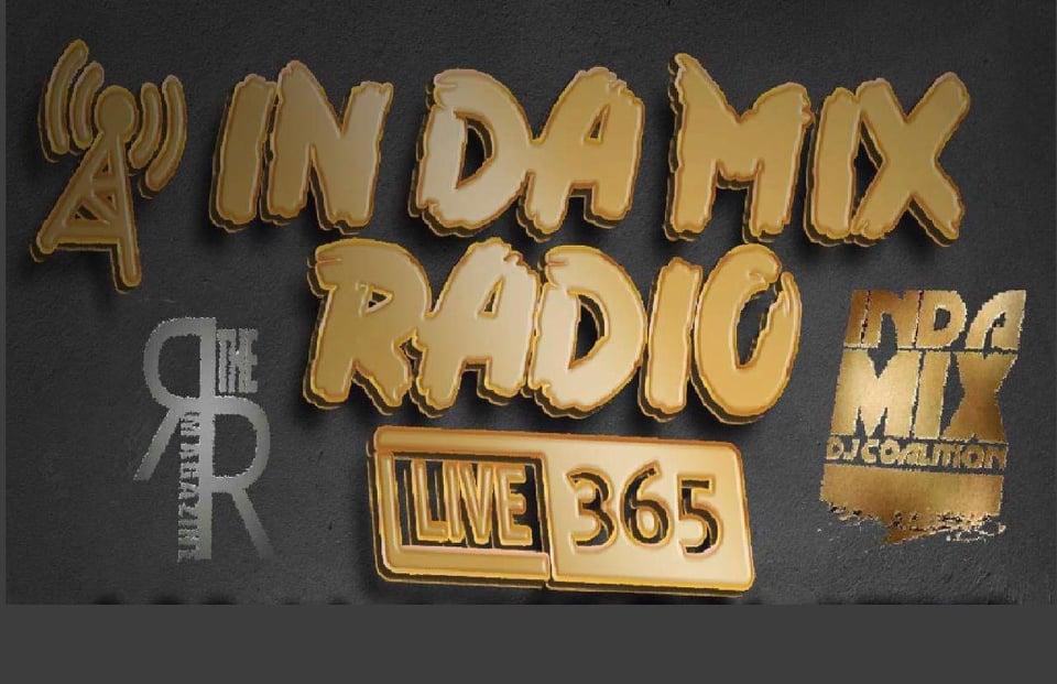 In Da Mix Radio logo