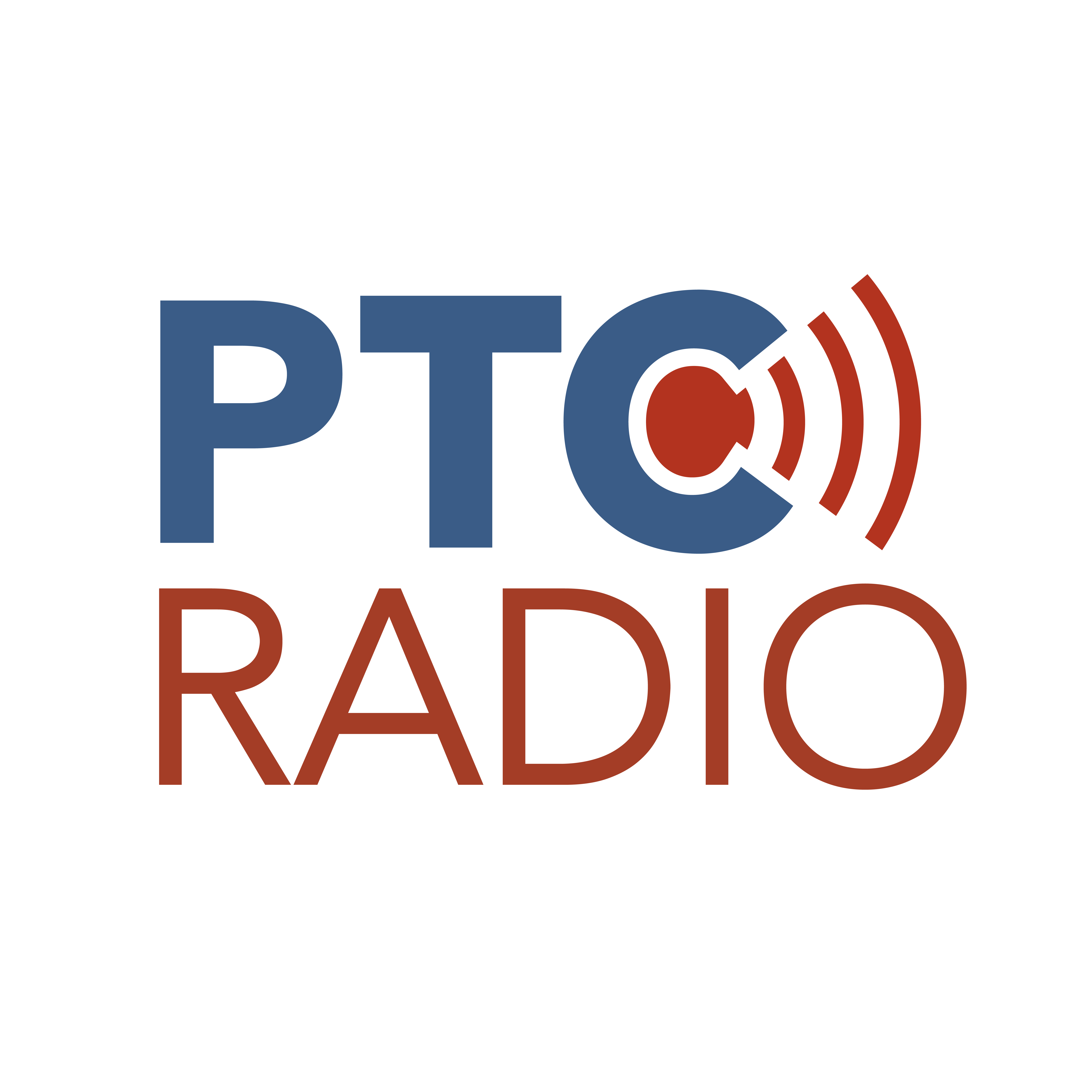 Art for PTC Radio: For Students.  From Students. by PTC RADIO