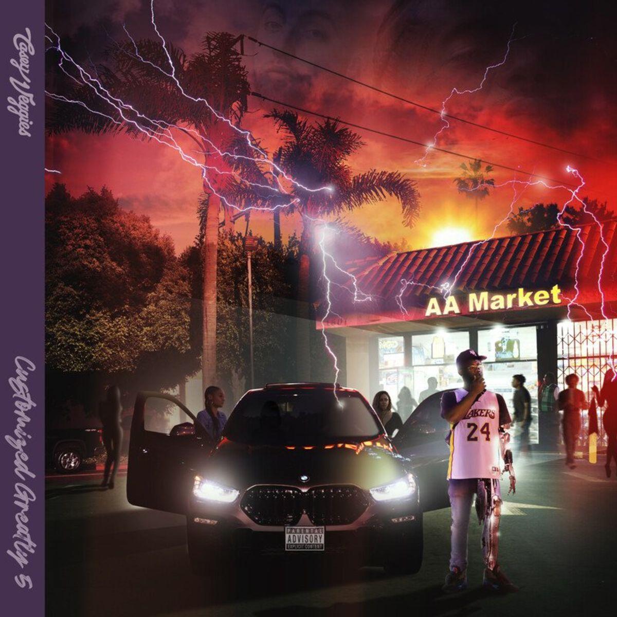 Art for Paper Cuts (Dirty) by Casey Veggies ft Wiz Khalifa