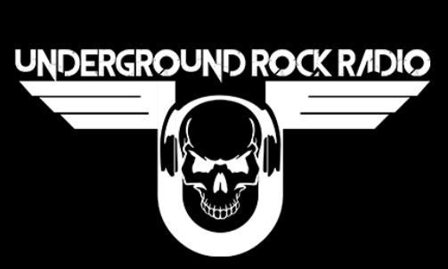 Underground Rock Radio logo