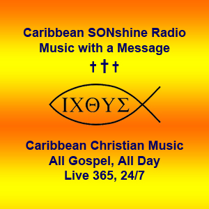 Caribbean SONshine Radio logo
