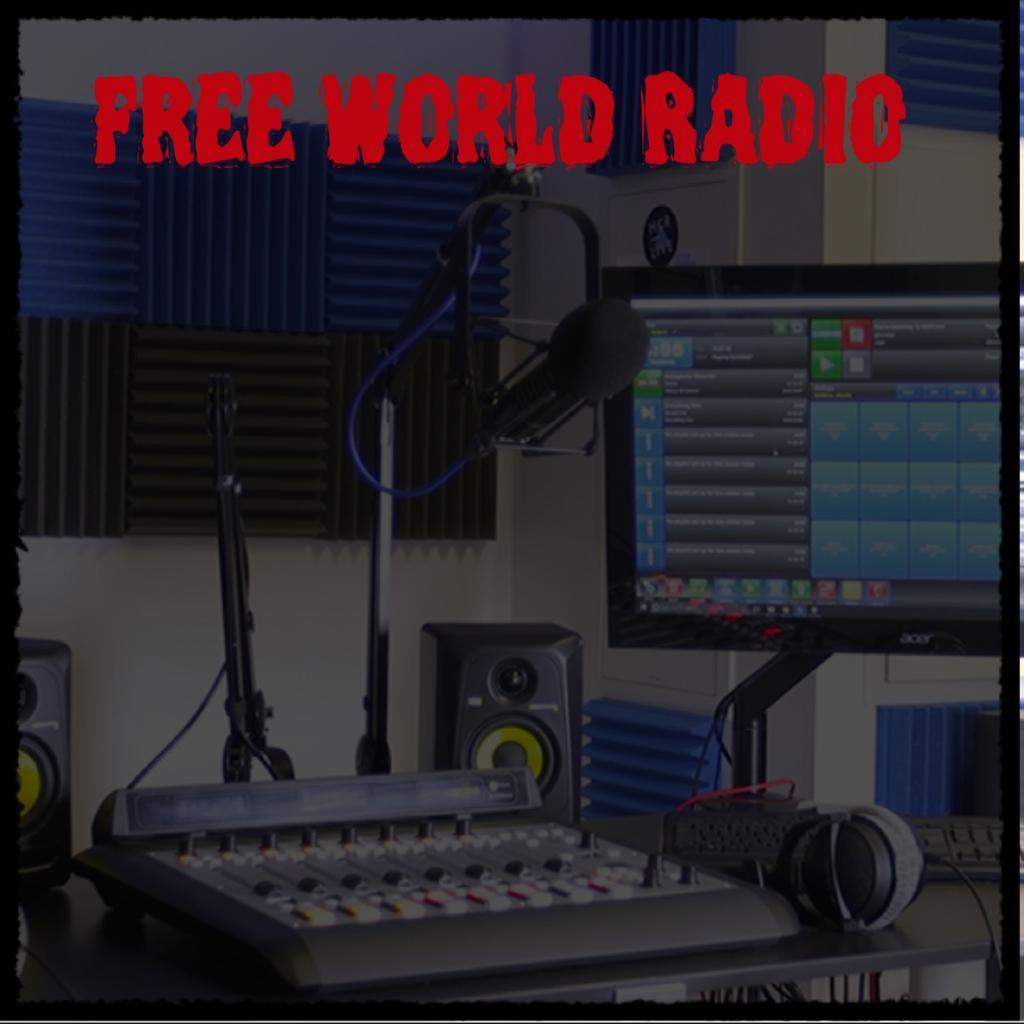 Free World Radio logo