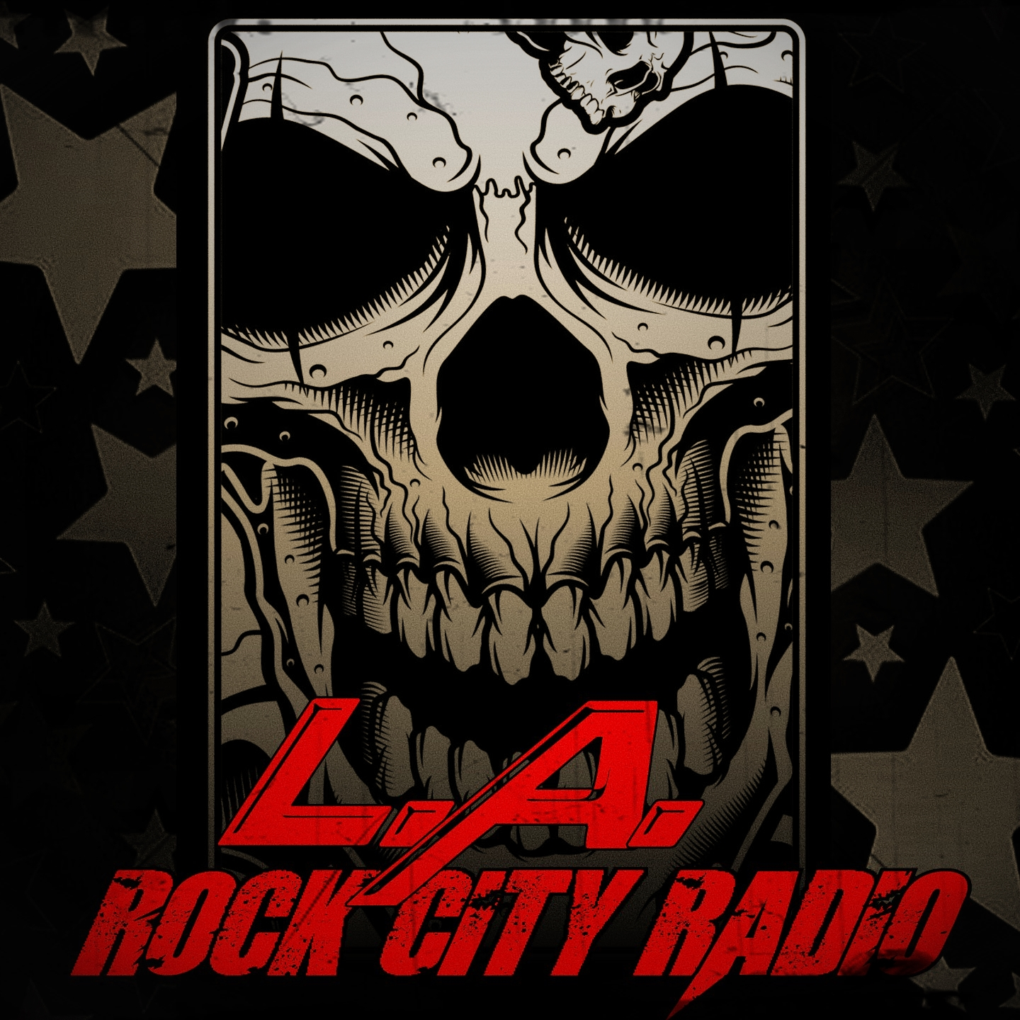 Art for L.A. Rock City Radio Station ID 4 by L.A. Rock City Radio