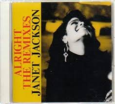 """Art for Alright (feat. Heavy D) [12"""" R&B Mix] (1990) by Janet Jackson"""