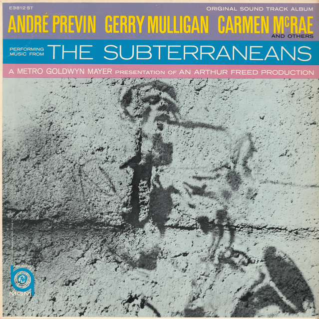 Art for Coffee Time by André Previn; Gerry Mulligan; Carmen McRae