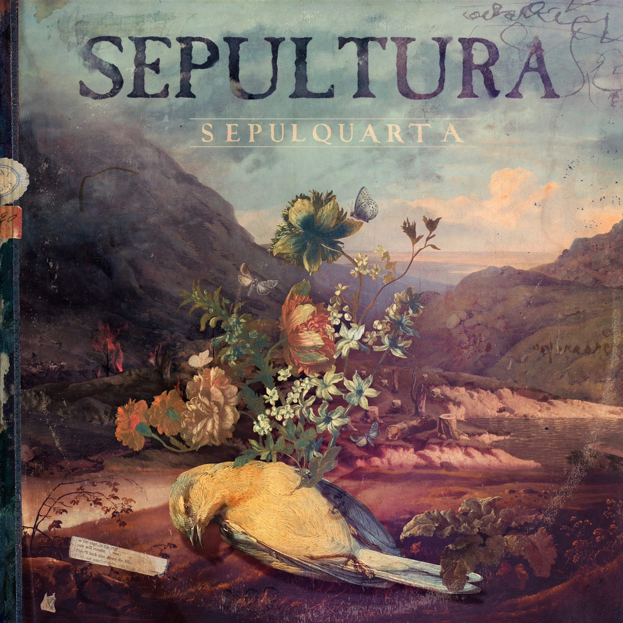 Art for Mask (feat. Devin Townsend) by Sepultura