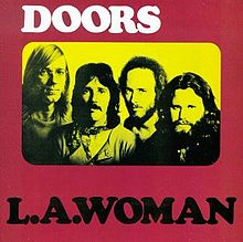 Art for Love Her Madly by The Doors