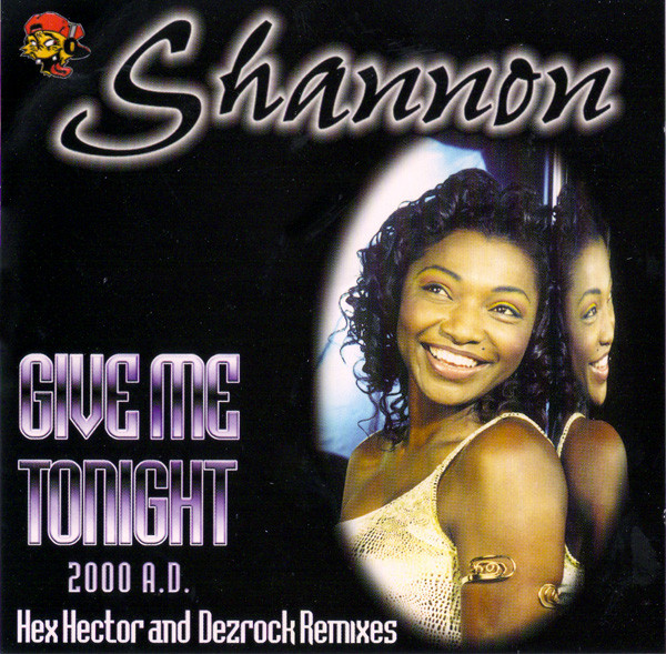 Art for GIVE ME TONIGHT (Hex Hector 2000 A.D. Remix) by Shannon