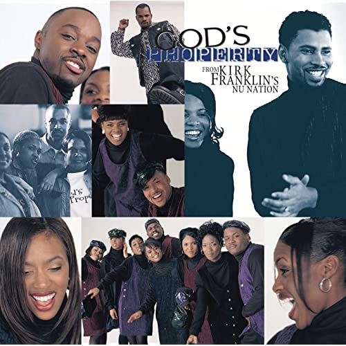Art for The Storm Is Over Now by  Kirk Franklin and Gods Property