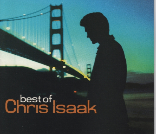 Art for Somebody's Crying by Chris Isaak