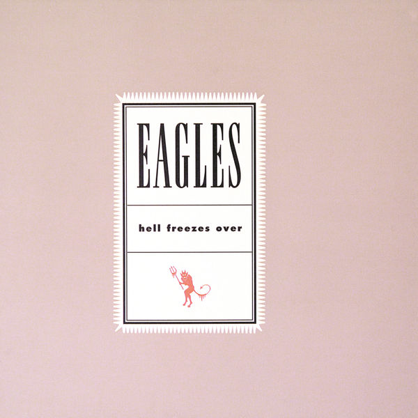 Art for Love Will Keep Us Alive by Eagles