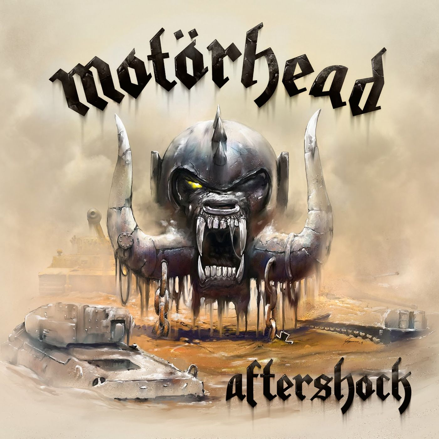 Art for Keep Your Powder Dry by Motörhead