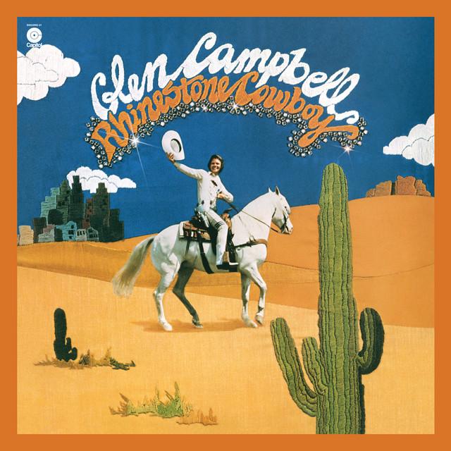 Art for Rhinestone Cowboy by Glen Campbell