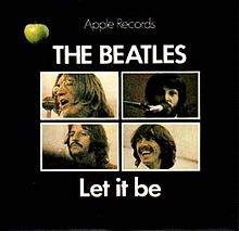 Art for Let It Be by The Beatles
