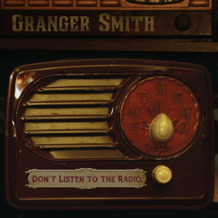 Art for DON'T LISTEN TO THE RADIO by GRANGER SMITH
