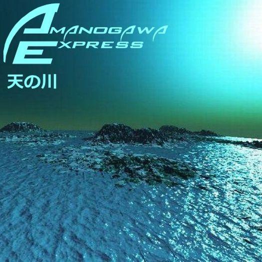 Amanogawa Express logo