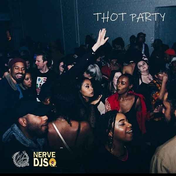 Art for CGeezy - Thot Party (Mixshow) (Dirty) by CGeezy