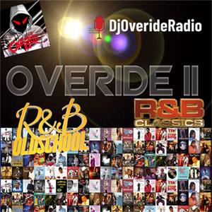 Dj Overide Radio logo