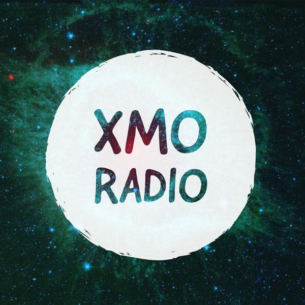 XMO Radio - The X Music Network logo