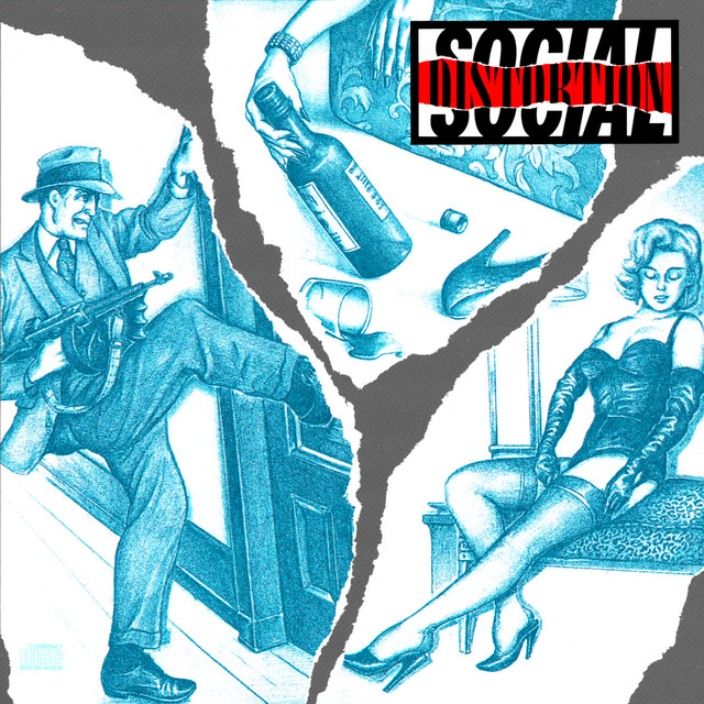 Art for Ball and Chain by Social Distortion