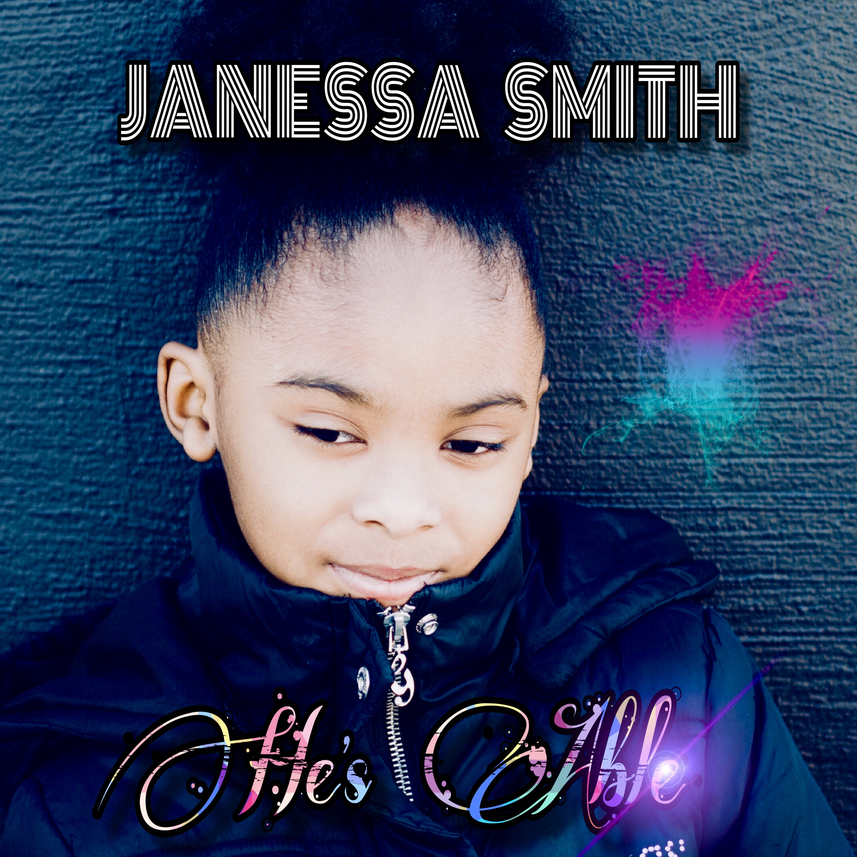 Art for He's Able by Janessa Smith