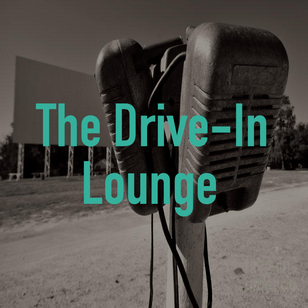 The Drive-In Lounge logo