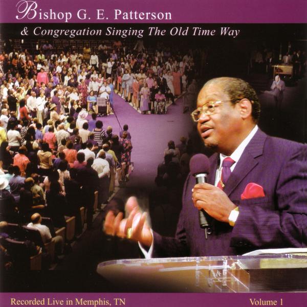 Art for I'm Going to Live So God Can Use Me by Bishop G.E. Patterson